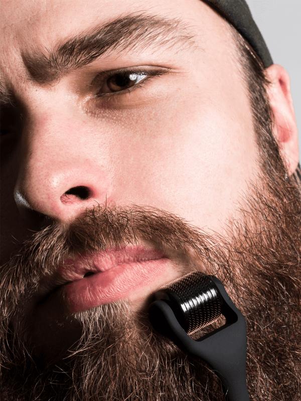 The Beard Roller