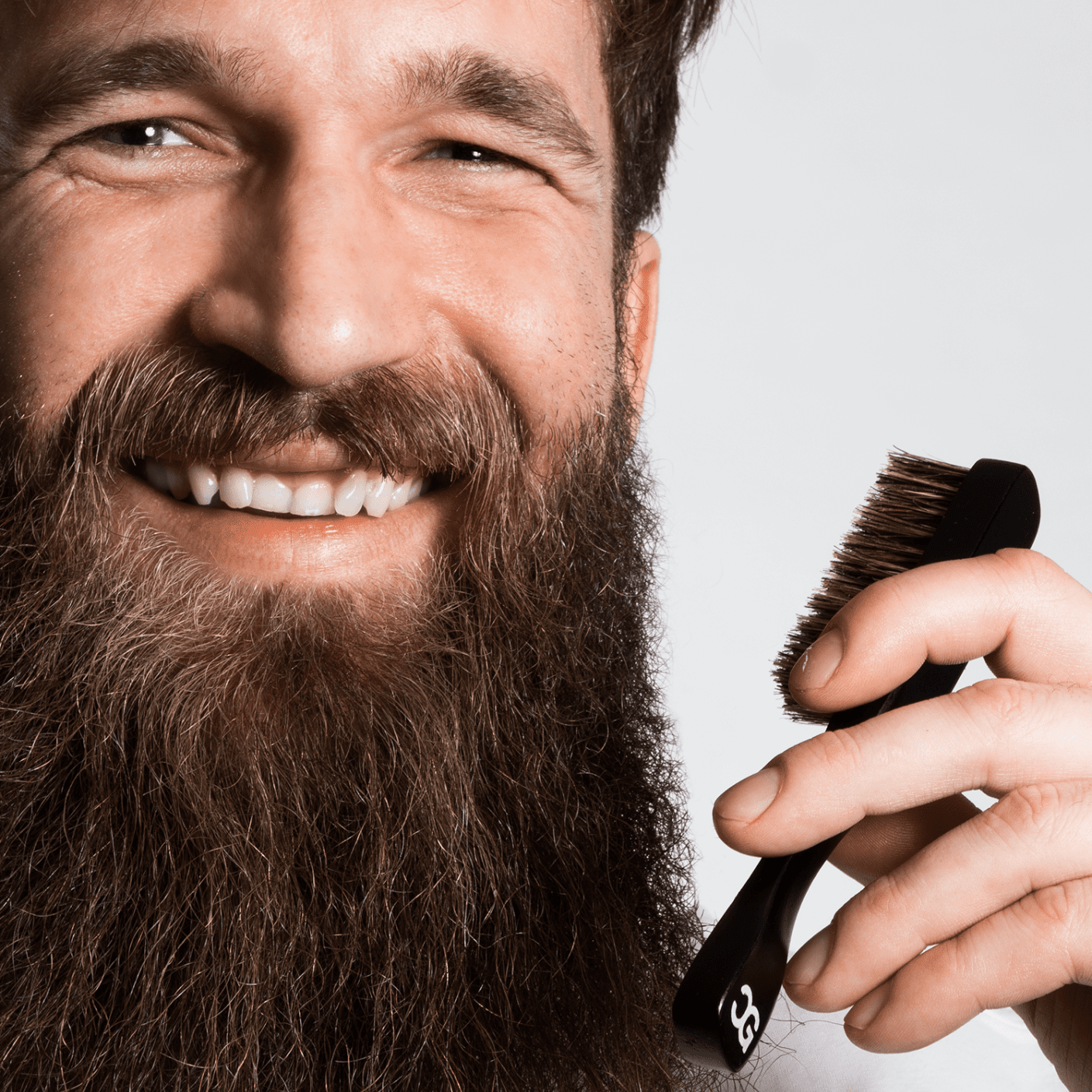 The Beard Brush