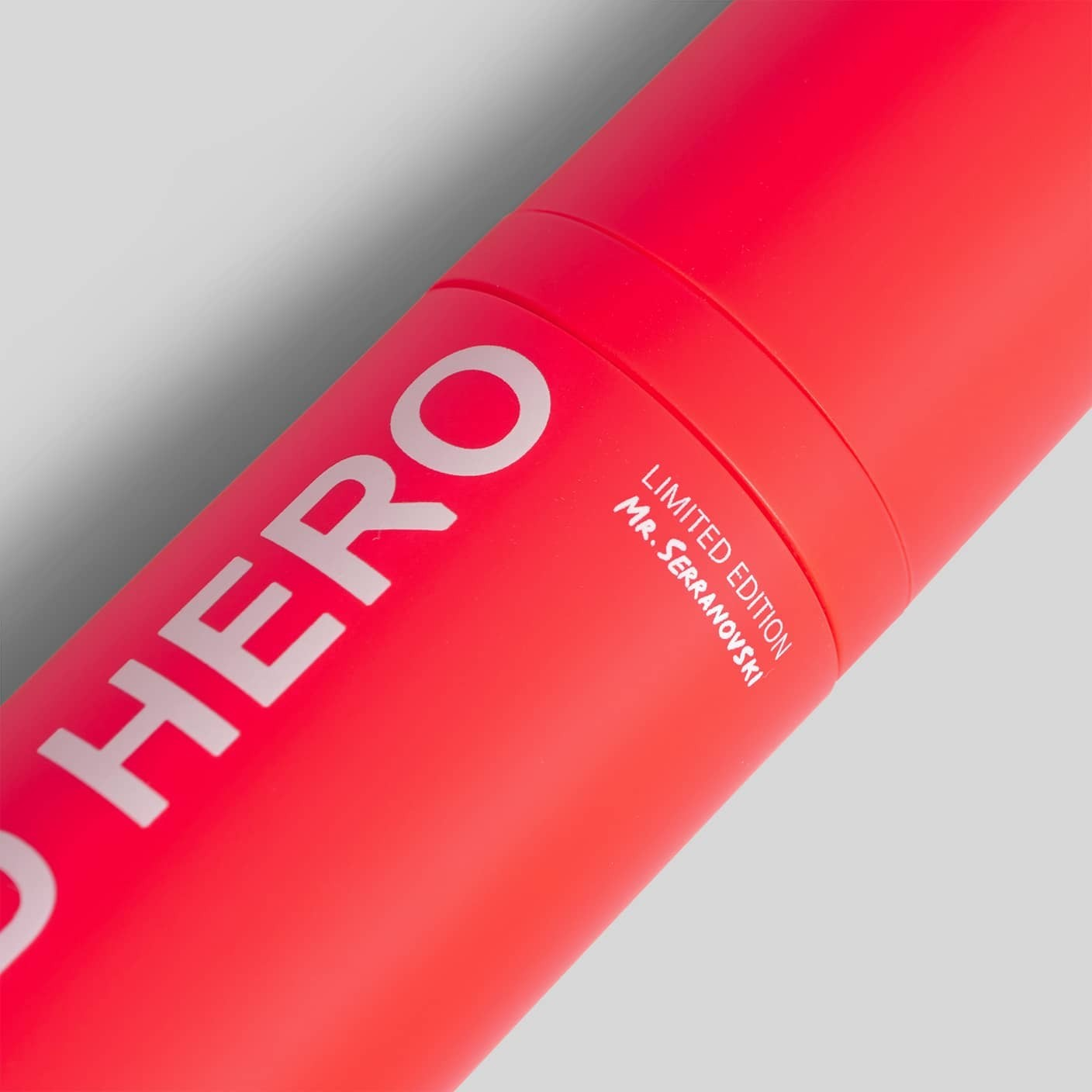 The Beard Hero Limited Edition