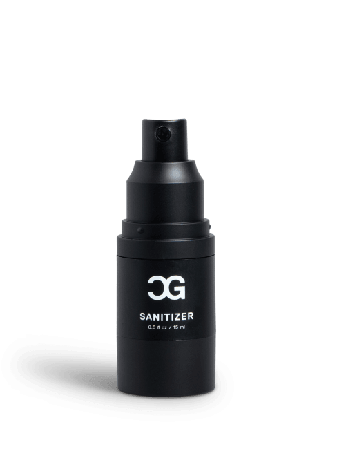 The Beard Roller Sanitizer Products