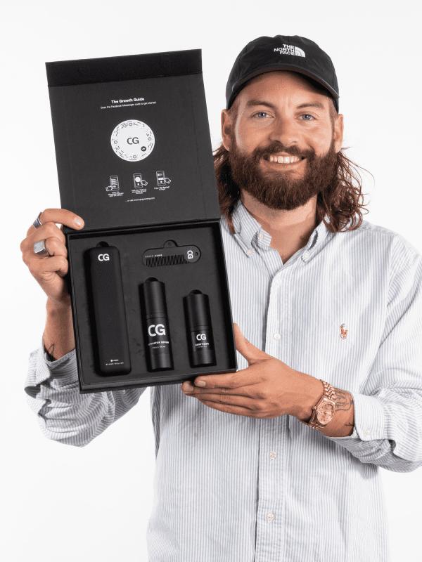 The Beard Growth Kit
