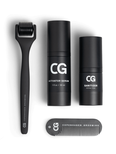 The Beard Growth Kit